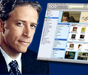 Geen Daily show in iTunes