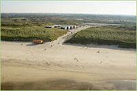 Het strand van Nederzandt
