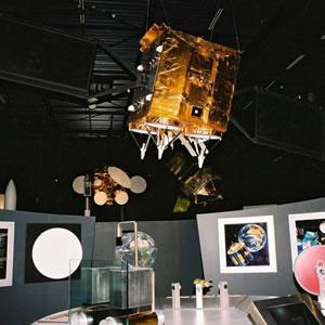 Attracties in Zuid Holland: Space Expo Noordwijk